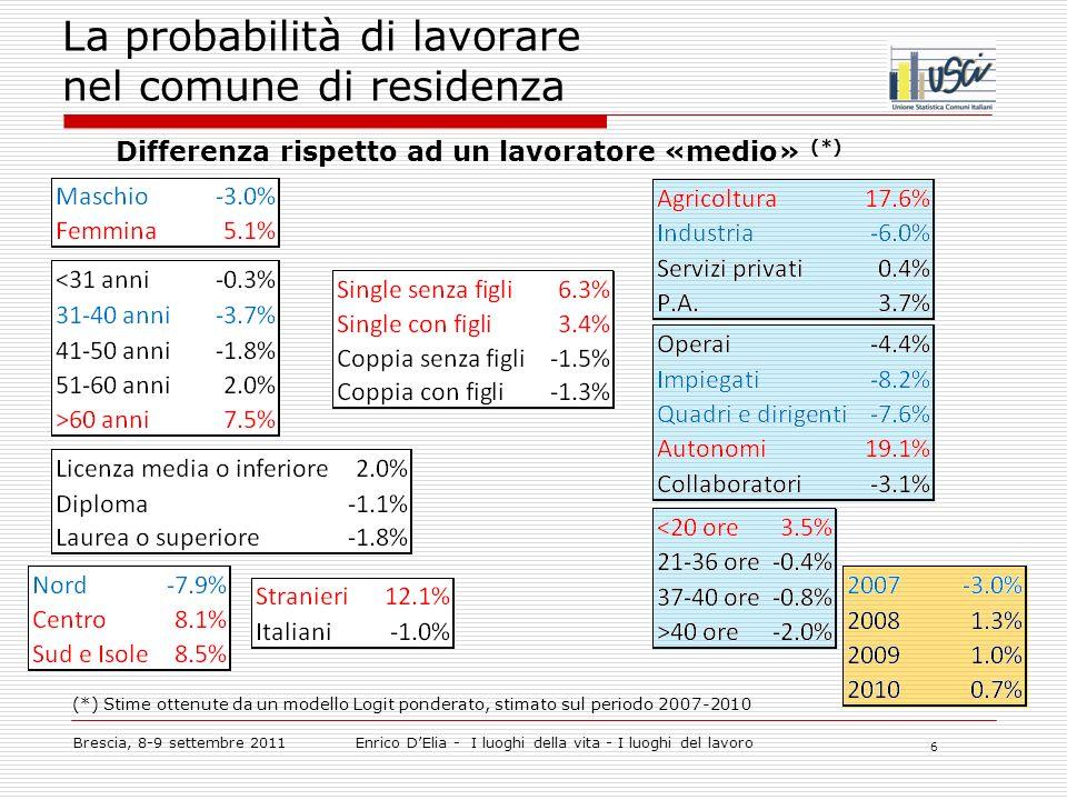 7 Lorario di lavoro In media, ogni occupato lavora 39,2 ore alla settimana (41,6 nel 2007, prima della crisi) (*) nellagricoltura 49,2 ore autonomi 45,8 ore nel Sud 45,2 ore uomini 43,6 ore (le donne 32,7 ore) sotto i 40 anni 41,2 ore nei servizi privati 40,7 ore i meno istruiti 40,4 ore (i laureati 37,2 ore) quadri e dirigenti 39,7 ore italiani 39,3 ore (nel 2007: 41,6 e gli stranieri 42,6) nella PA 35 ore (*) Il tempo di lavoro è quello dichiarato dagli intervistati.