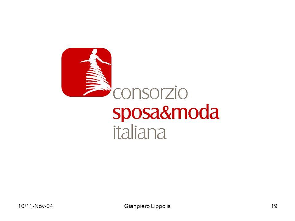 10/11-Nov-04Gianpiero Lippolis19