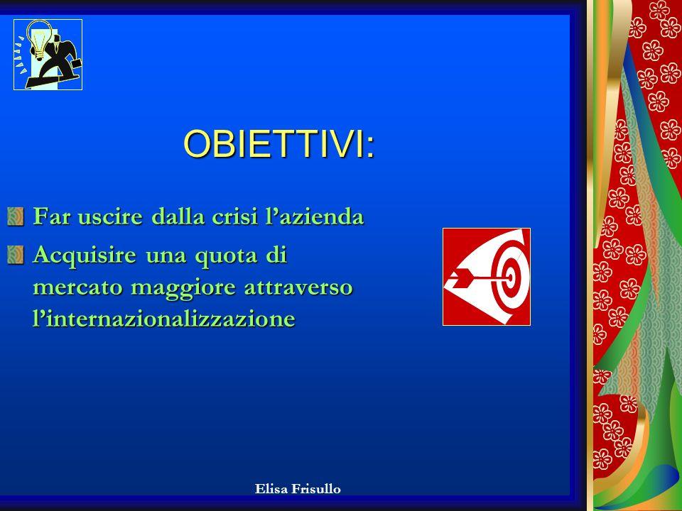 Elisa Frisullo INTERNAZIONALIZZIAMO COME