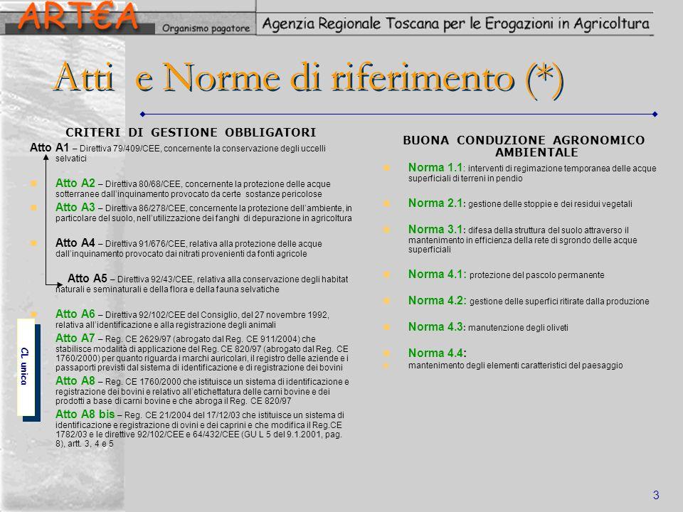 2 Principale Normativa di Riferimento A.R.T..A.