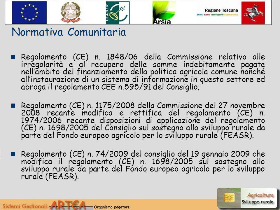 Regolamento(CE) N.473/2009 del Consiglio del 25 maggio 2009 che modifica il regolamento (CE) n.