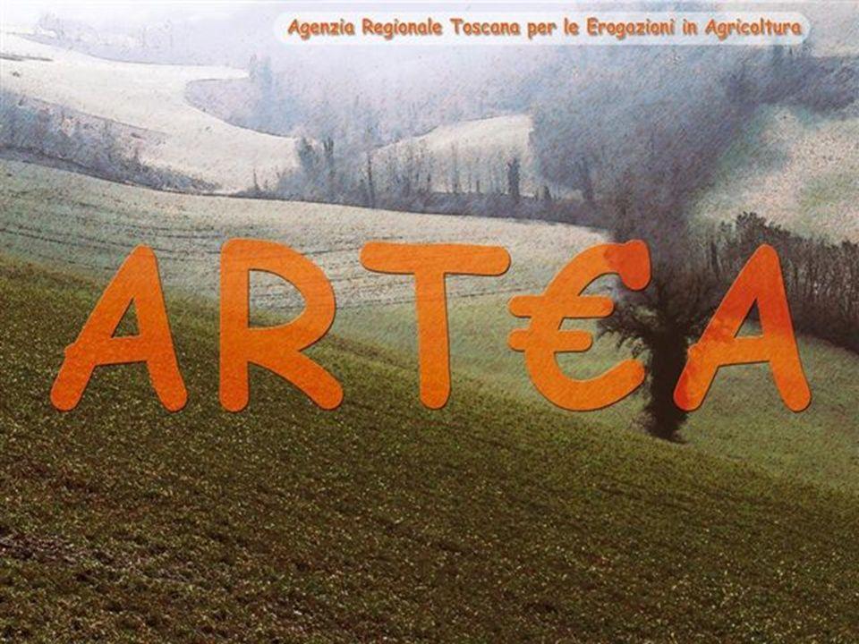 ARTA Organismo pagatore Agenzia Regionale Toscana per le Erogazioni in AgricolturaARTA Organismo pagatore Agenzia Regionale Toscana per le Erogazioni in Agricoltura