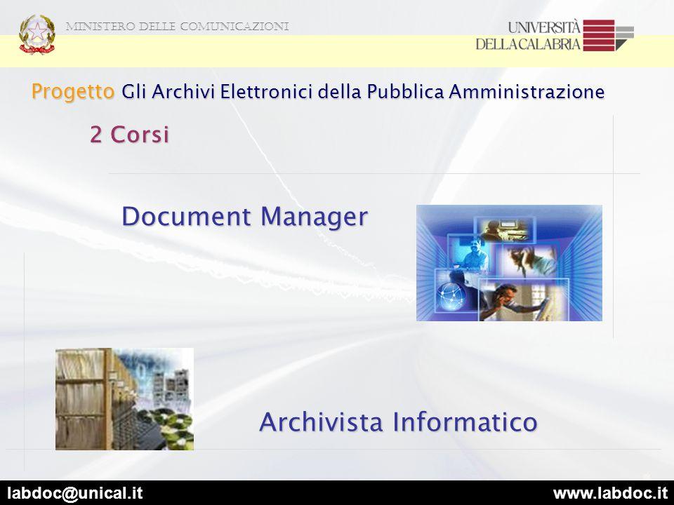Ministero delle comunicazioni Formazione per la P.A. Locale 2004/2006 195 domande 80 ammessi labdoc@unical.it www.labdoc.it Progetto Forma 372 domande
