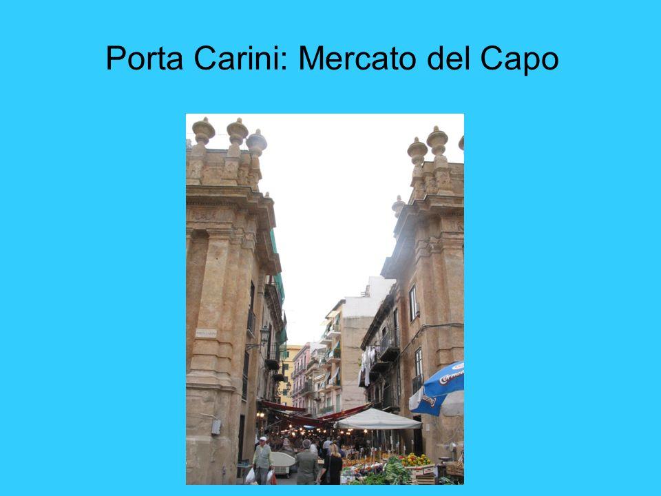 Sita allinizio di Corso Calatafimi, Porta Nuova è stata eretta nella seconda metà del XV in onore dellingresso in città di Carlo.
