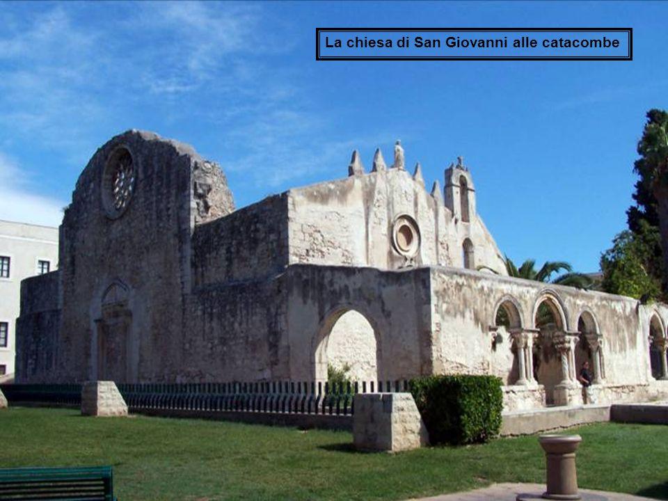 L anfiteatro romano di Siracusa