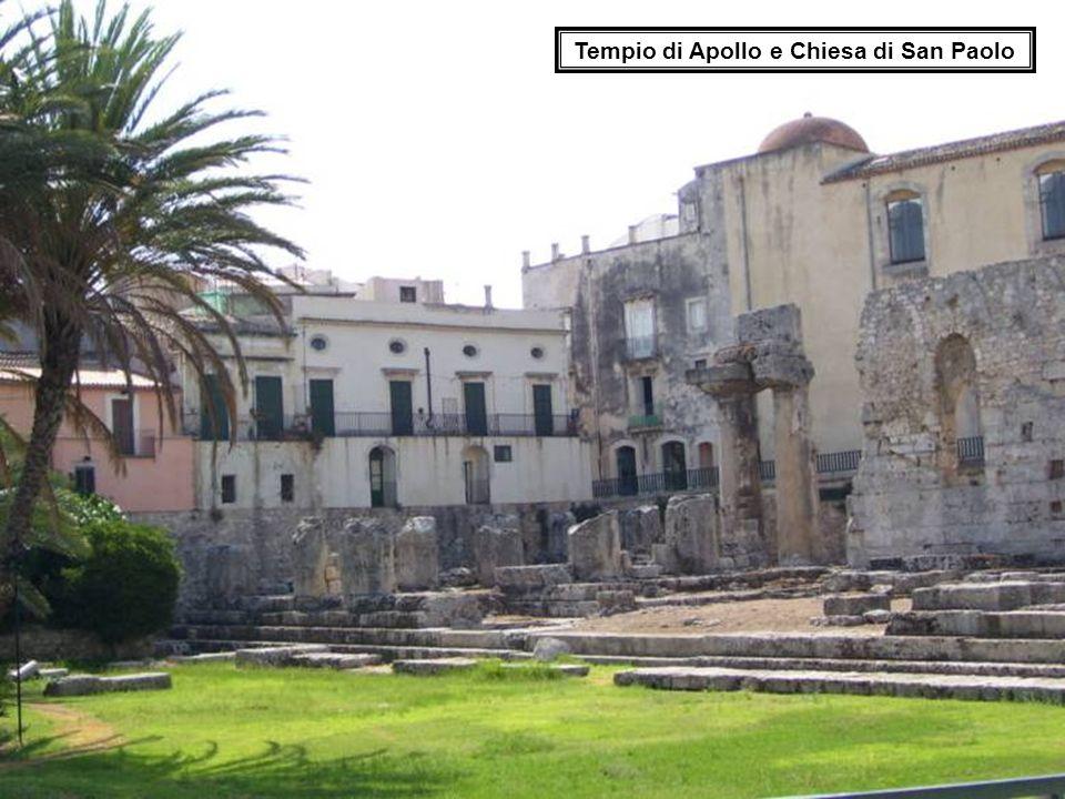 La presunta tomba di Archimede