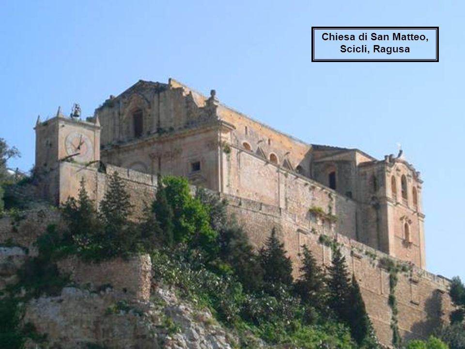 San Bartolomeo, Scicli, Ragusa