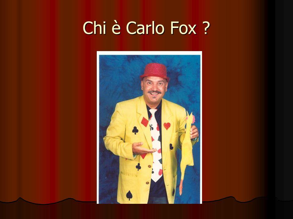 Chi è Carlo Fox ?