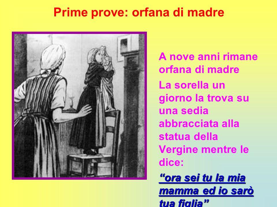 Concluso il Seminario Caterina indossa labito di Figlia della Carità.