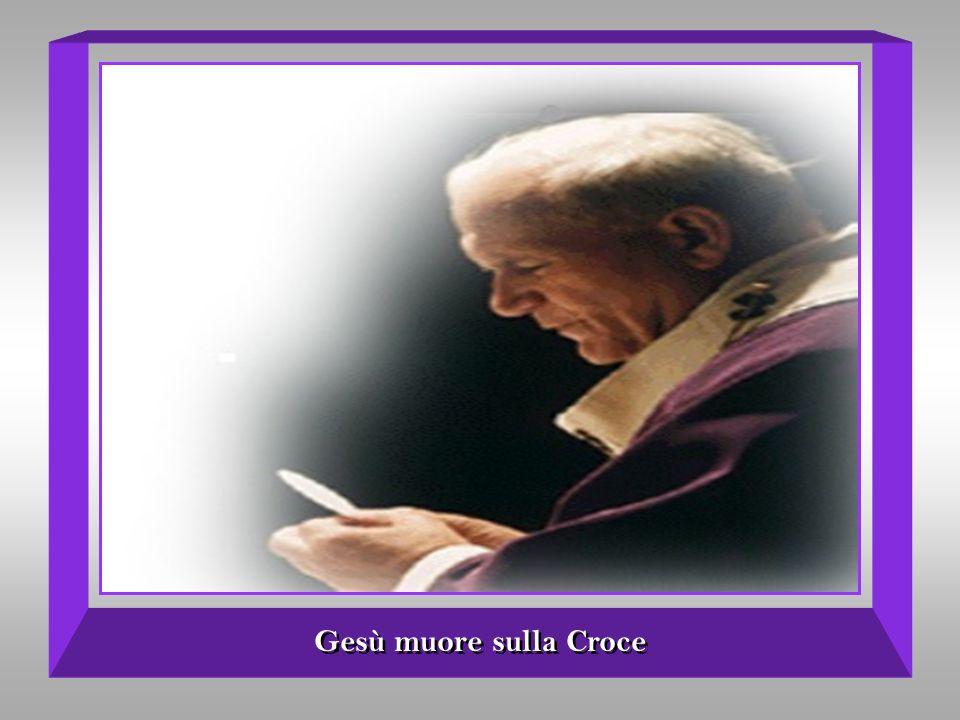 Gesù è inchiodato sulla Croce RUBENS Aiutaci a non fuggire di fronte a ciò che siamo chiamati ad adempiere. Aiutaci a non fuggire di fronte a ciò che