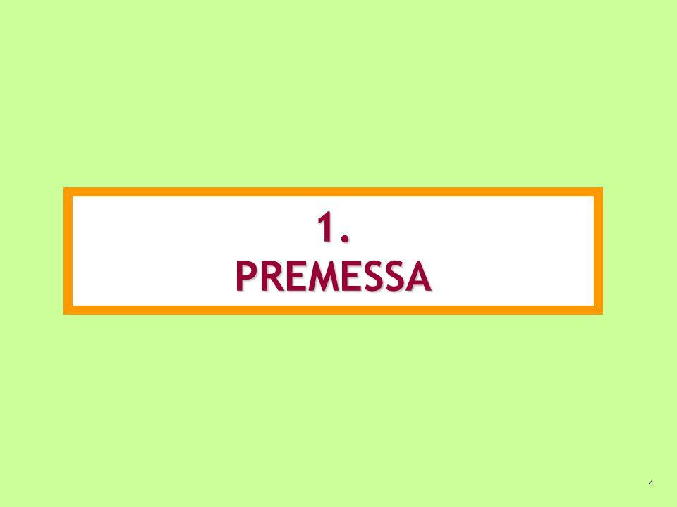 4 1. PREMESSA