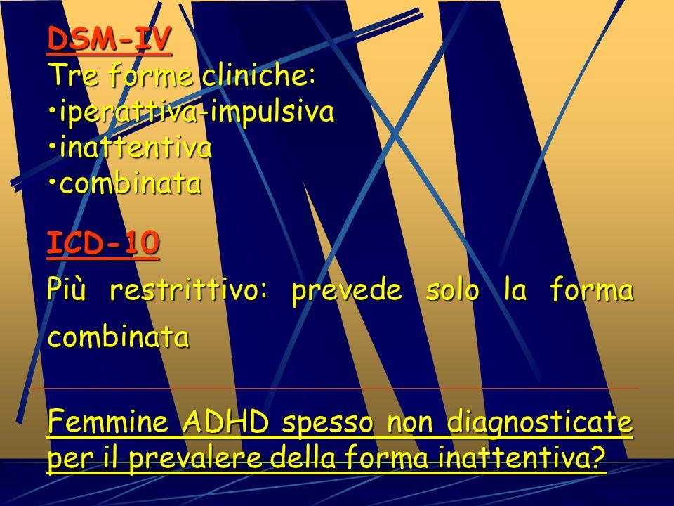 RAPPORTO MASCHI : FEMMINE 2-9 1