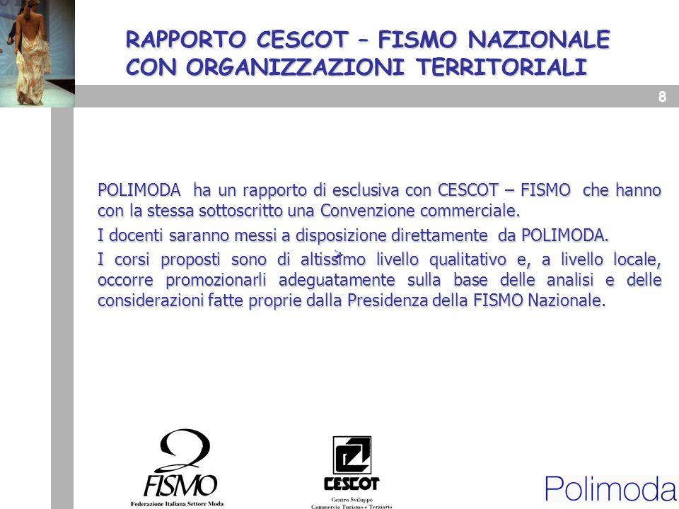 7 PROPOSTA ECONOMICA QUOTA DI PARTECIPAZIONE 300 euro + iva (solo per i soci in regola con liscrizione alla FISMO) (comprensivo di materiale didattico