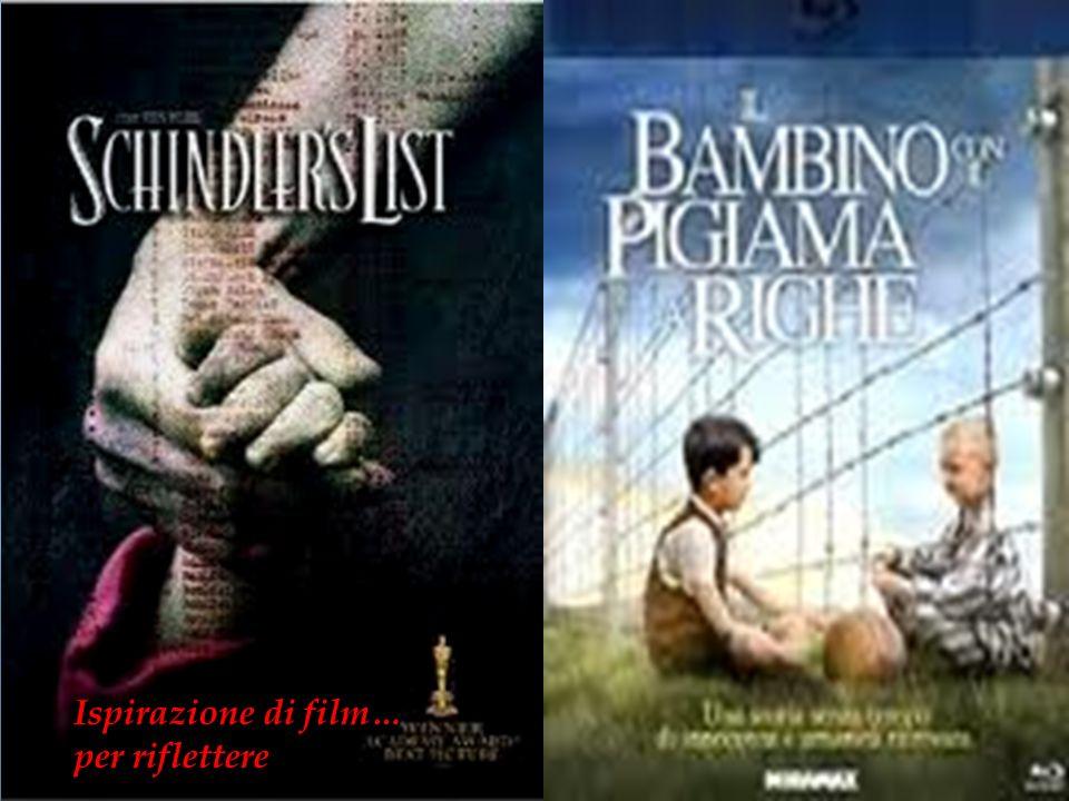 Ispirazione di film… per riflettere