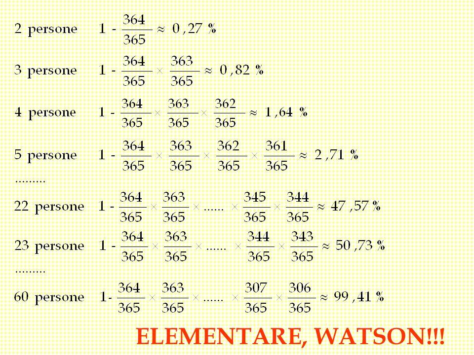 ELEMENTARE, WATSON!!!