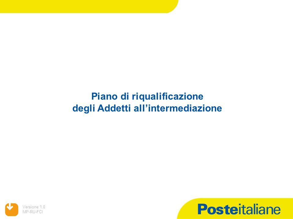 05/02/2014 Versione:1.0 MP-RU-FCI Formazione in materia di assicurazione Il Regolamento ISVAP n.