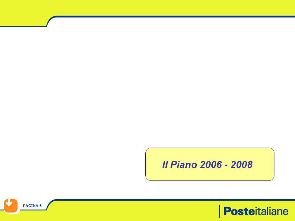 PAGINA 6 Il Piano 2006 - 2008
