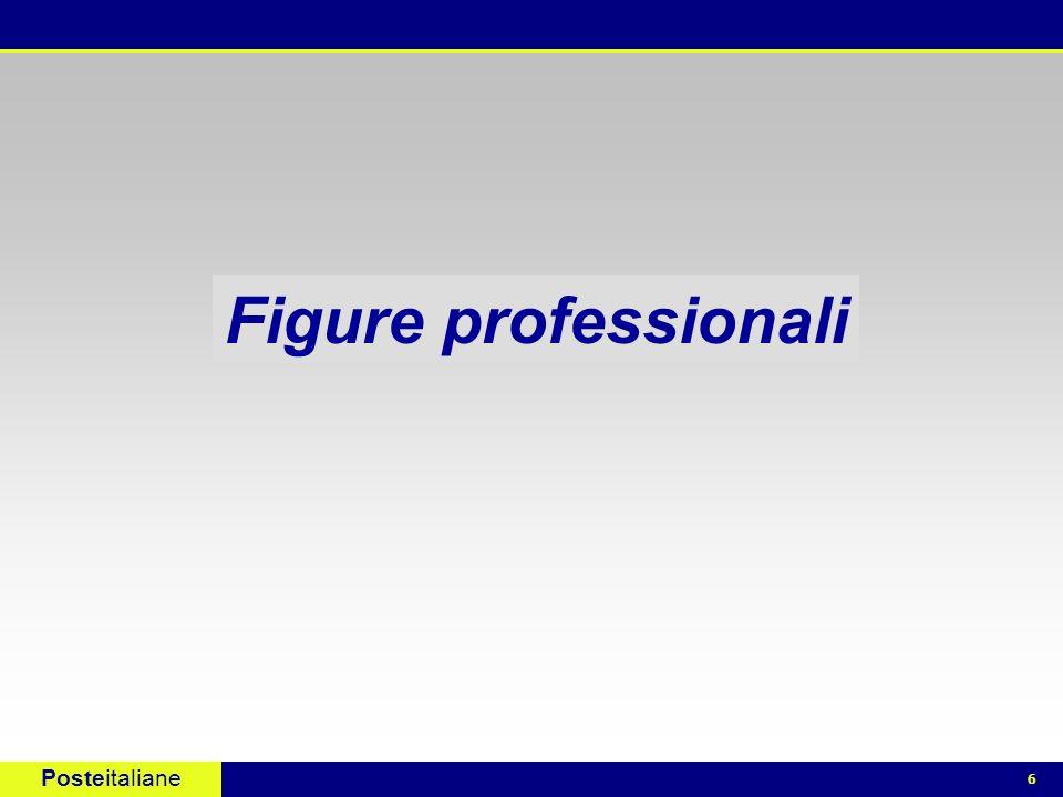 Posteitaliane 6 Figure professionali