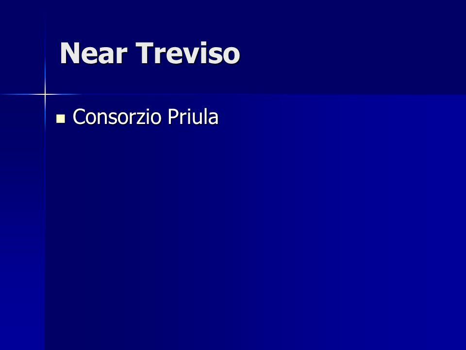 Near Treviso Consorzio Priula Consorzio Priula