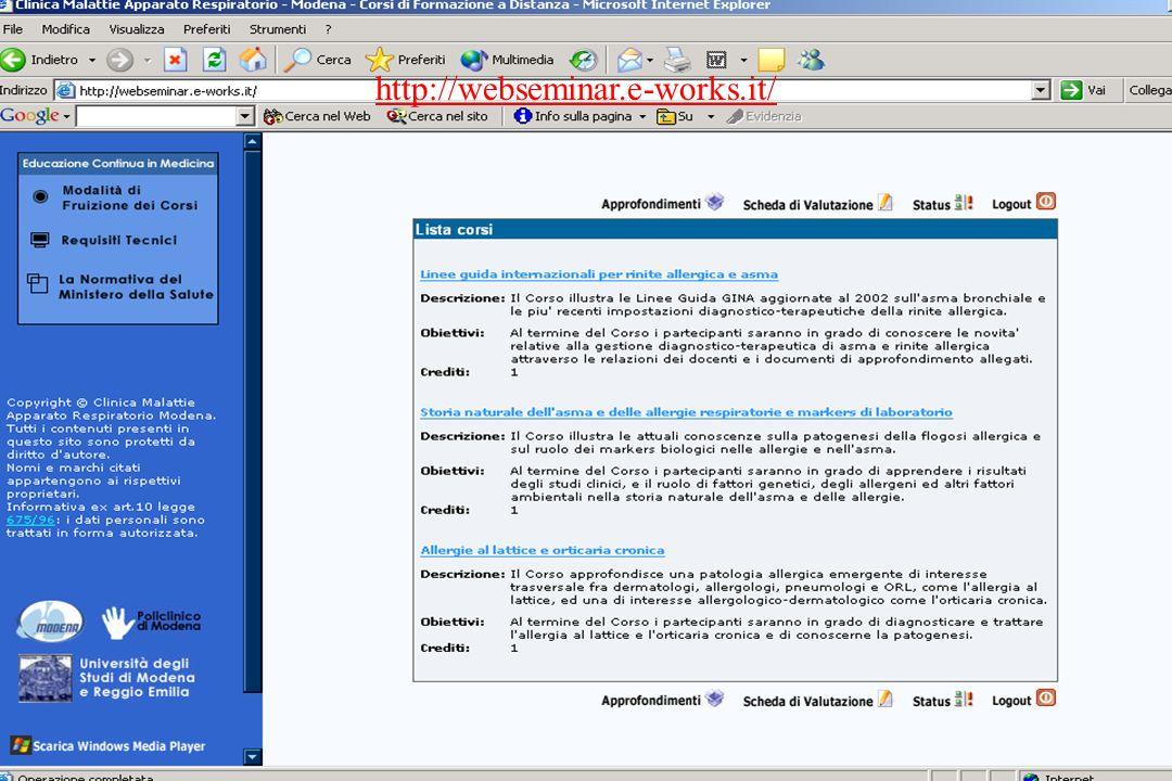 http://webseminar.e-works.it/