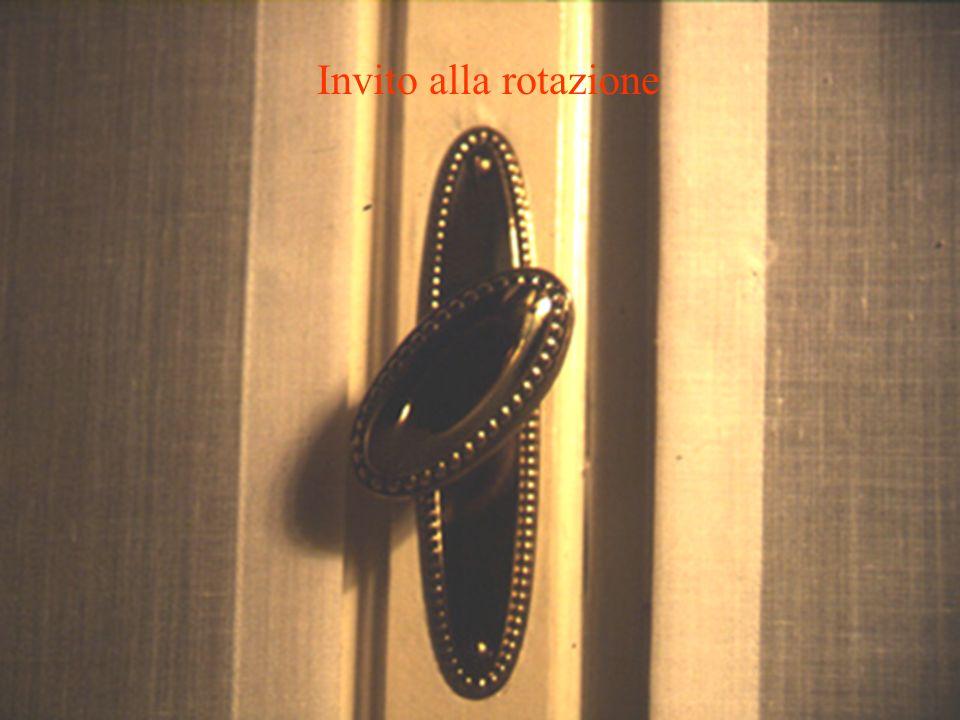 Maggio 2000Gli artefatti10 Invito alla rotazione