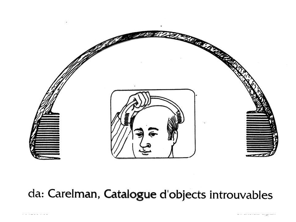 M.A. Alberti AA 2004/05 Sistemi multimediali Gli artefatti digitali 45