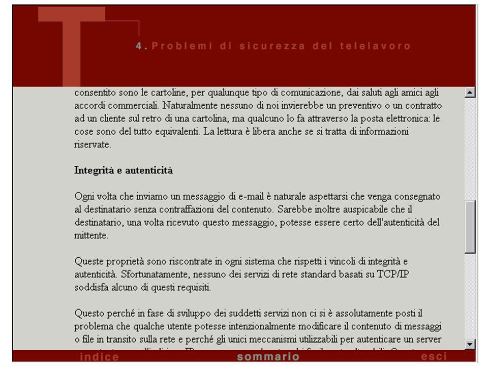 AA 2004/05Sistemi multimediali Disegno della presentazione 44