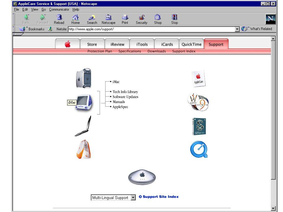 AA 2004/05Sistemi multimediali Disegno dellinterazione 36