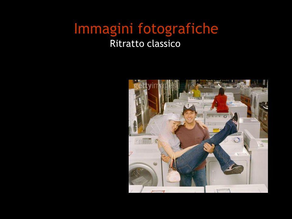 Immagini fotografiche Ritratto classico