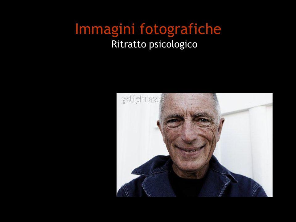 Immagini fotografiche Il ritratto rielaborato