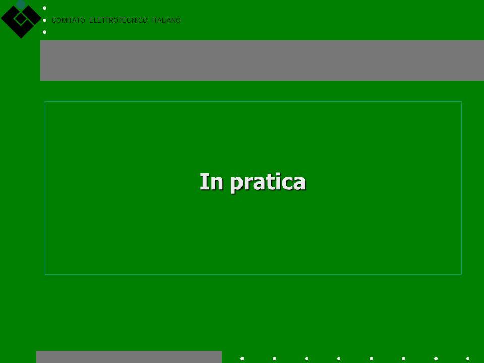 COMITATO ELETTROTECNICO ITALIANO Norme CEI Norme CEI SPERIMENTALI Guide CEI Fogli di interpretazione Varianti Errata corrige Norme CEI-UNEL Documenti