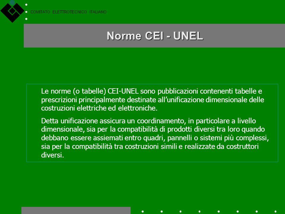 COMITATO ELETTROTECNICO ITALIANO Errata Corrige Sono documenti normativi elaborati, approvati e pubblicati dal CEI allo scopo di adempiere alleliminaz
