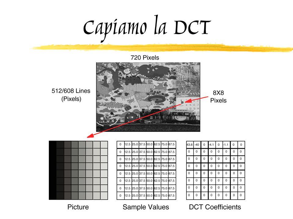 Capiamo la DCT