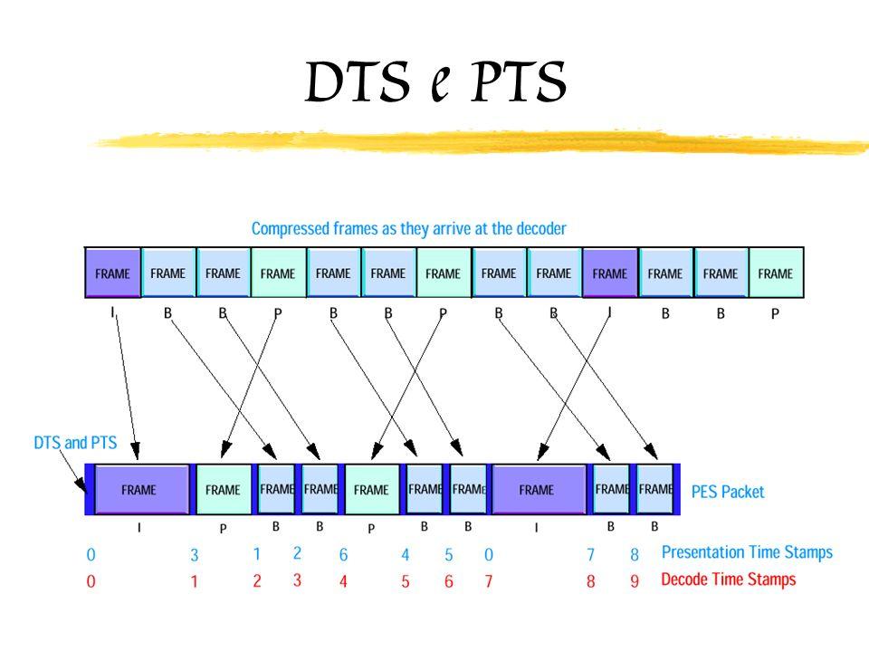 DTS e PTS