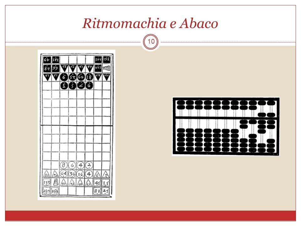 Ritmomachia e Abaco 10