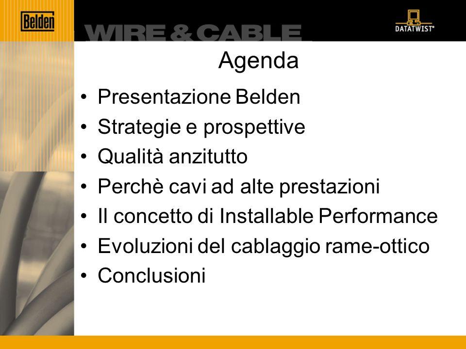 Installable Performance - Prestazioni reali Cosa conta di più.