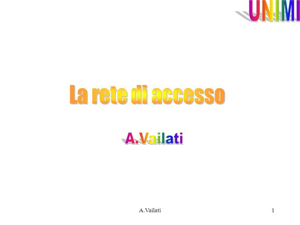 A.Vailati1