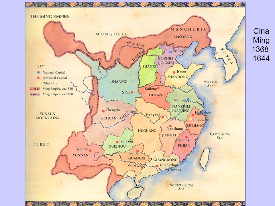 Cina Ming 1368- 1644