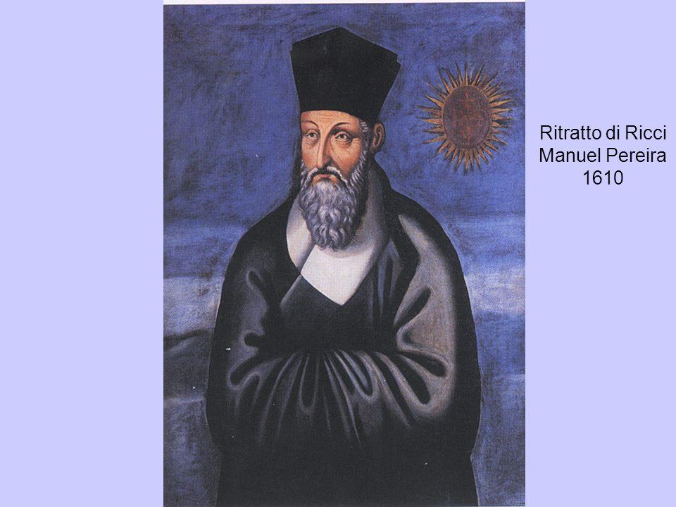 Ritratto di Ricci Manuel Pereira 1610