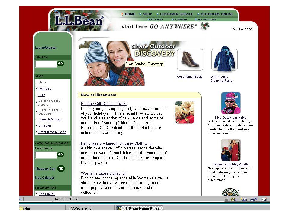 AA 2003/04Sistemi multimediali Organizzazione del contenuto 78