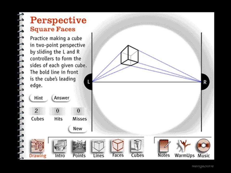 AA 2004/05Sistemi multimediali Navigazione 22