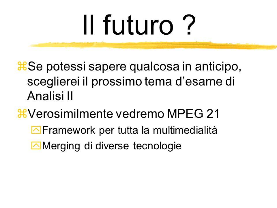 Il futuro .