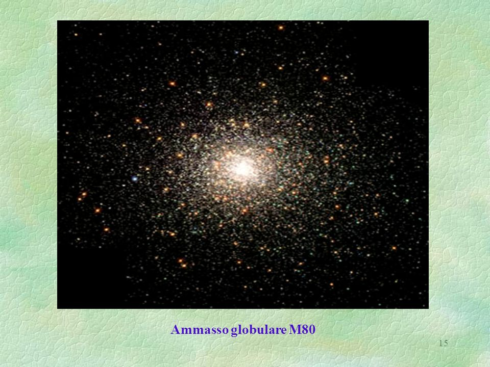 15 Ammasso globulare M80