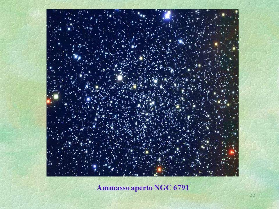 22 Ammasso aperto NGC 6791