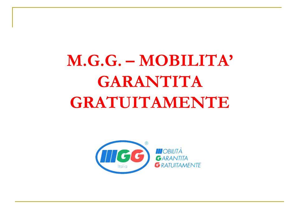 M.G.G. – MOBILITA GARANTITA GRATUITAMENTE