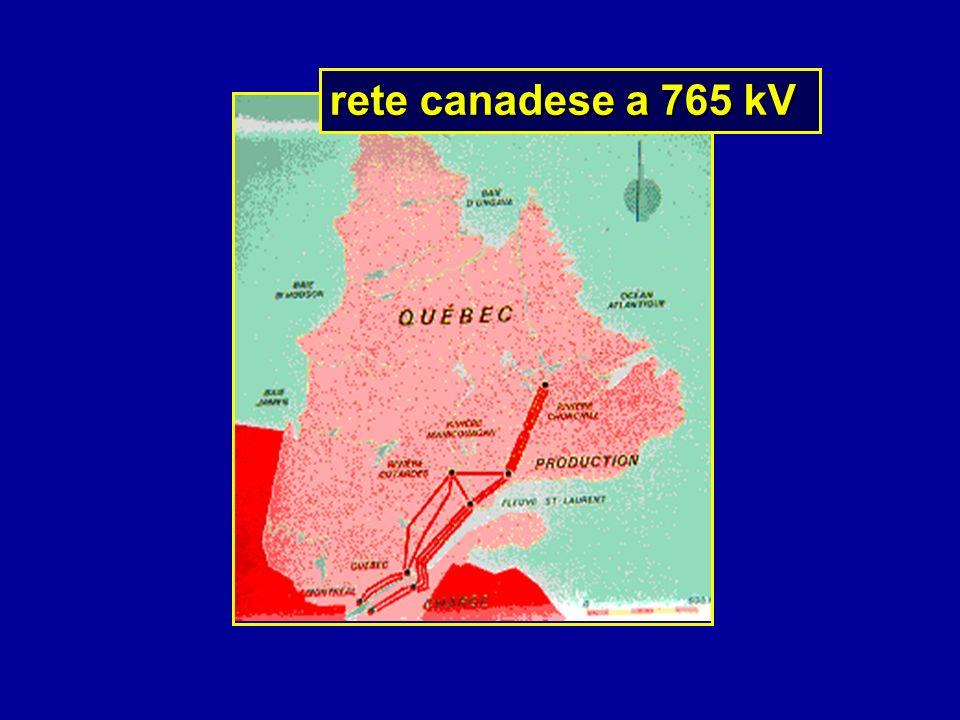 rete canadese a 765 kV
