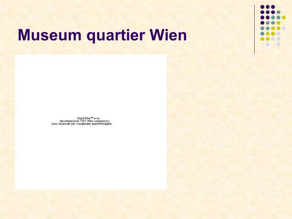 Museum quartier Wien