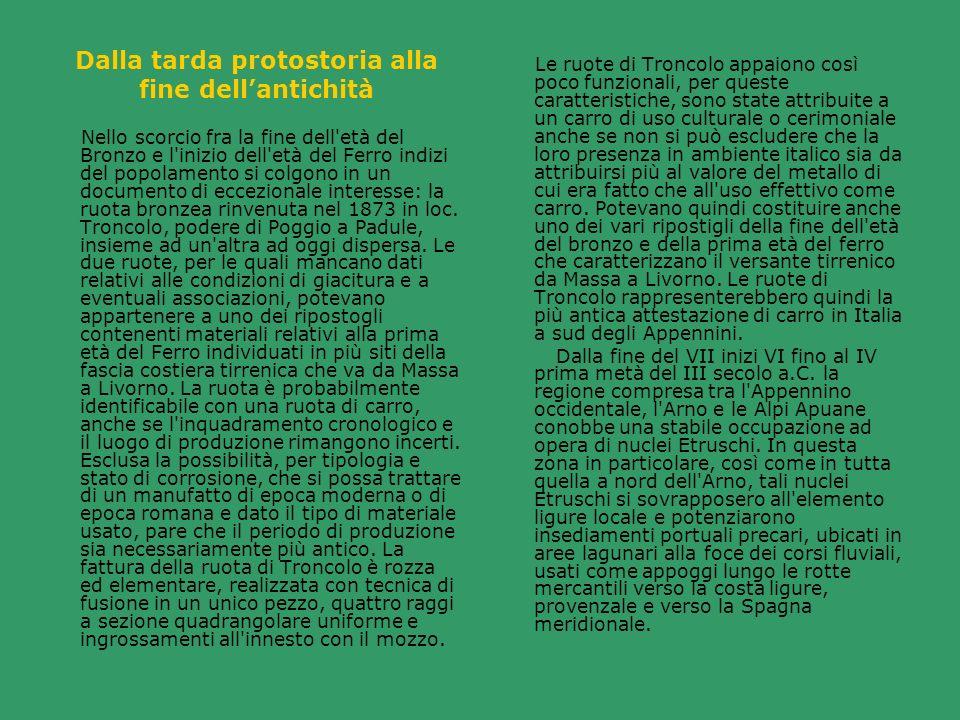 Pianta della diocesi di Pisa, in particolare del territorio delloltreserchio nel XVIII sec.