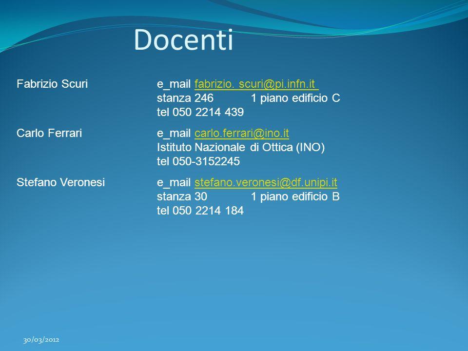 Docenti Fabrizio Scurie_mail fabrizio.