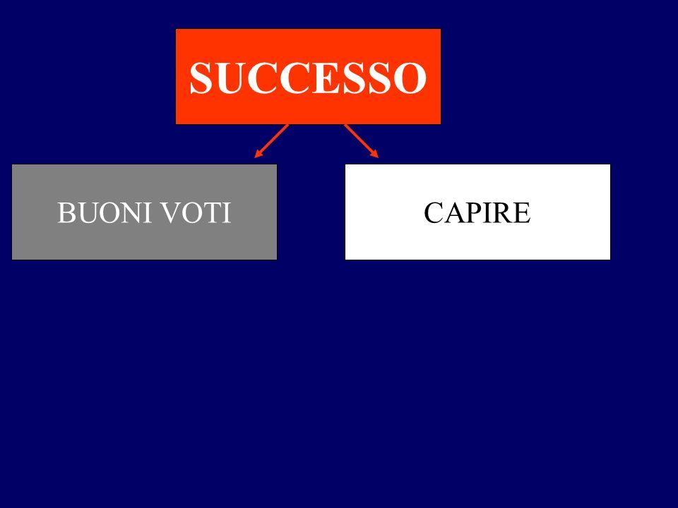 BUONI VOTICAPIRE SUCCESSO